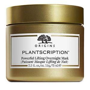 NWT Plantscription powerful lifting overnight mask